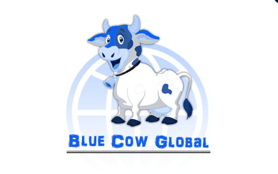 Blue cow global